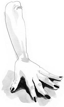 inky-hand